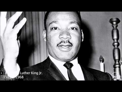 Martin Luther King Jr. Favorite Hymns