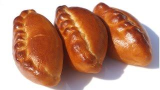 Пирожки на сыворотке в духовке