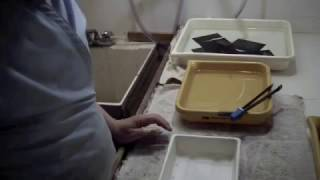 Film Photography - Masking in the Darkroom - Bleaching the First Stage Masks - #12 of 14 videos