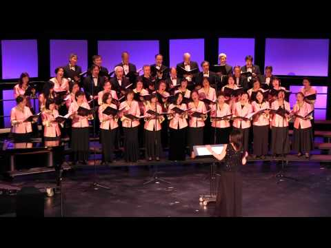 The World Is Your -- Seattle Rong Rong Chinese Choir