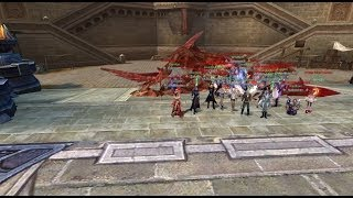 Forsaken World 2 Dragontower Ivenia Complet raid neu