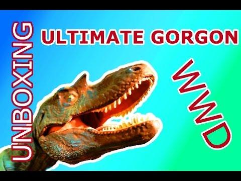 UNBOXING & Review Video:  Vivid WWD Ultimate Gorgon / Gorgosaurus / elektronisch (german)