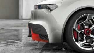 Kia B-Segment Concept 2013 Videos
