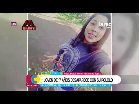 Su mamá está angustiada: Joven de 17 años desapareció hace 23 días en Pinto