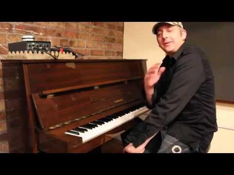 What A Beautiful Day Piano Masterclass with Matt Savage