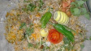 Special Chicken Biryani Recipe by Queen&#39s kitchen nd beauty hacks#