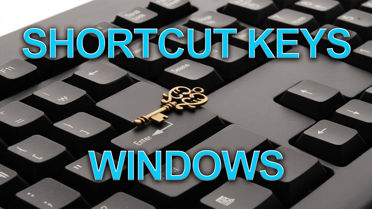 shortcut keys of computer a to z pdf download