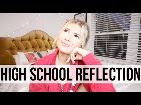 What I Learned in High School | Senior Year Reflection