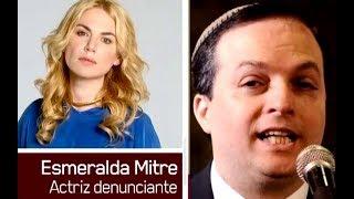 Esmeralda Mitre denunció al presidente de la DAIA, Ariel Cohen Sabban, por ACOSO SEXUAL