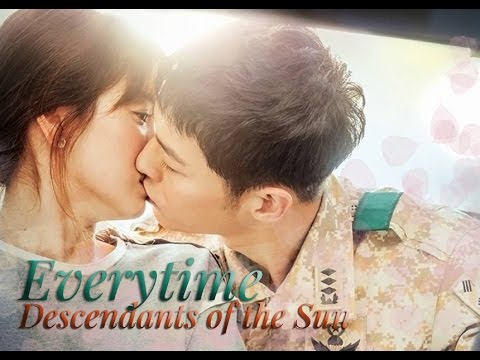 [MV] Descendants of the Sun Music Video - Everytime by CHEN (EXO) & Punch
