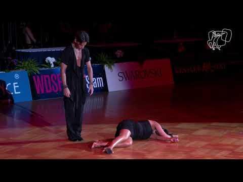 Pascual - Carne, ESP | 2017 Showtime Stuttgart | DanceSport Total