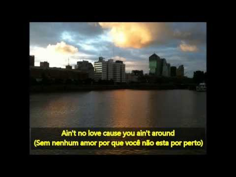 Ain't no Love in the Heart of the city (Lyrics)  English and Portuguese.