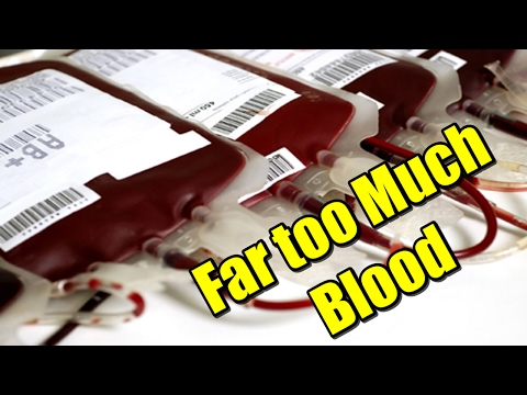 [Unsettling Stories] Far too Much Blood