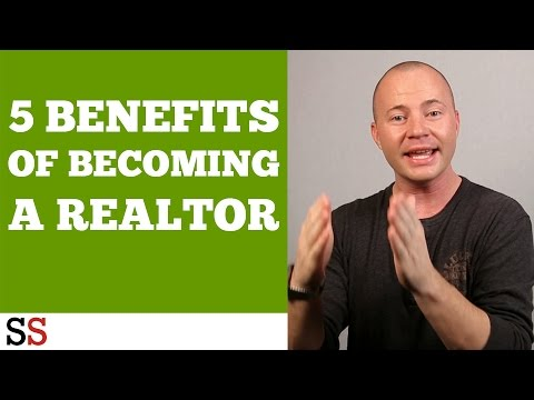 5 Benefits of Becoming a Realtor