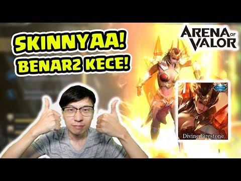 Skin Legend Taara! Kece Abisss! Kocak JUGA! - Arena Of Valor