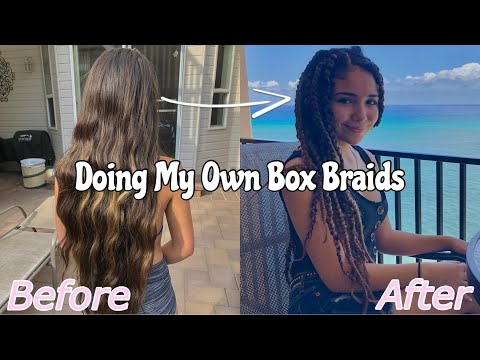 doing-my-own-box-braids-for-the-first-time!-(straight-hair)