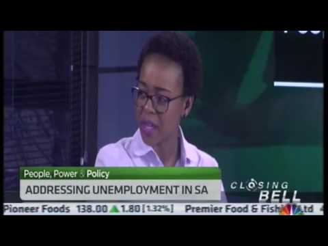 Innovation in Youth Employment on CNBC 27 July 2017