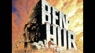 Ben Hur 1959 (Soundtrack) 21. The Prison - Part One _ The Prison - Part Two (Partial Outtake)
