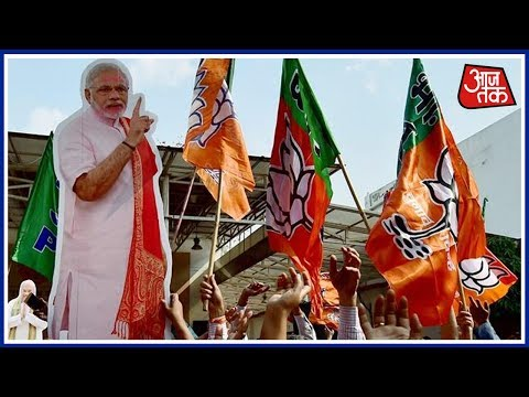 100 Shehar 100 Khabar: BJP Plans Grand Festival In 900 Cities To Mark Three Years Of Govt