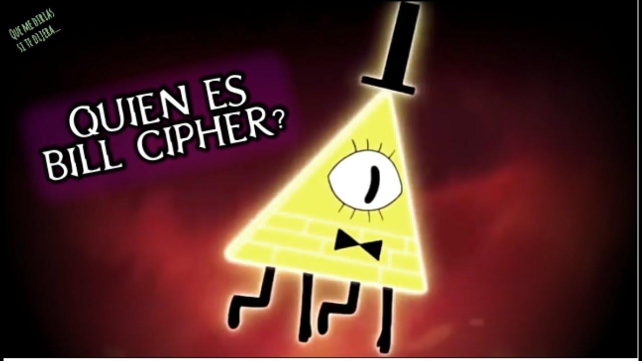 Quien es Bill Cipher | Gravity Falls personajes