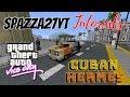 Minecraft GTA Vice City Cuban Hermis car Tutorial