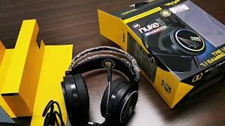 Headset Armaggedddon 7 1 Surround Sound Gaming RGB Headset NUKE 11 Top Quality Limited Terbaru