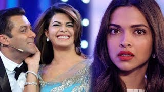 Salman Khan REJECTS Deepika Padukone for Jacqueline Fernandez in Kick 2