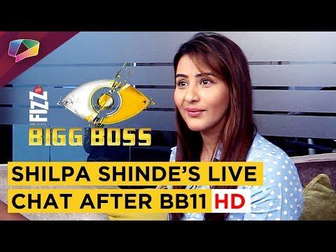 Shilpa Shinde MOCKS Hina Khan & Arshi Khan? | LIVE With India Forums After Bigg Boss 11