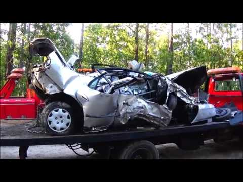Rollovers, Honda Accord And Jeep Wrangler