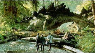 [தமிழ்] Jurassic Park-2(1997)  Stegosaurus Attack Scene | Super Scene | HD 720p