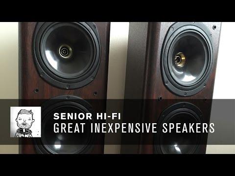 Great Inexpensive Speakers