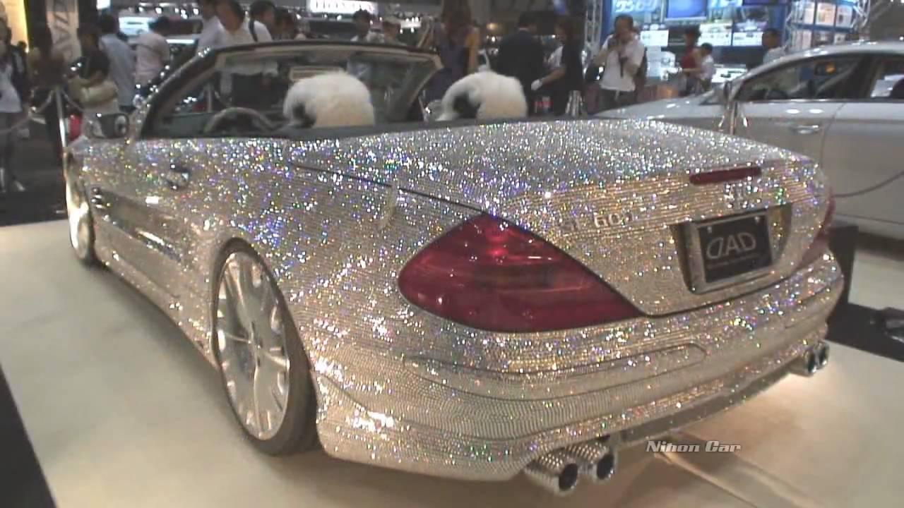 Diamond Mercedes Sl600 Dub Edition Youtube