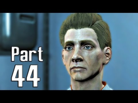 Fallout 4 - Part 44 | FEV Lab | Virgil's Serum | Patriot |