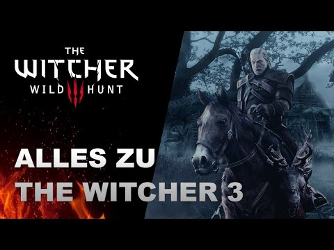 THE WITCHER 3 Tipps, Tricks, News, Guides - Das volle Programm!
