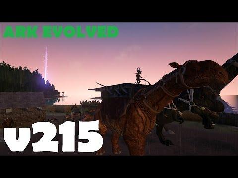 ARK SURVIVAL EVOLVED PC ESPAÑOL - v215 - Paraceratherium y cambios en el Dimorphodon