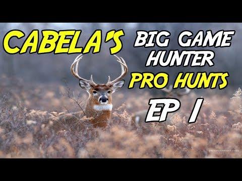 Cabelas Big Game Hunter Pro Hunts Playthrough