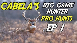 Cabelas Big Game Hunter Pro Hunts: Ep1 - Bullet Time Activated