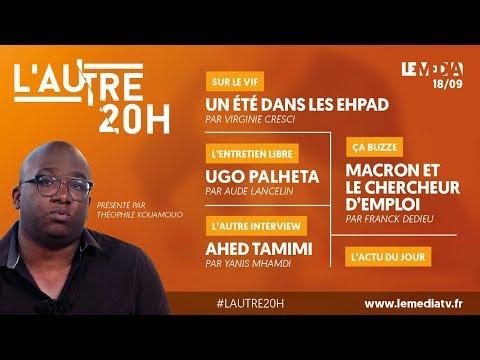 Entretien avec Ahed Tamimi sur le Média ( début à 8mn )  - FestivalFocus
