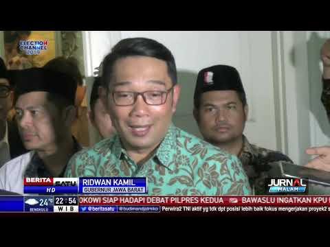 Sambangi Ma'ruf Amin, Ridwan Kamil: Pertemuan Urusan Pribadi Mp3