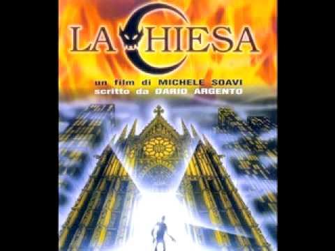 """LA CHIESA (1989) soundtrack - track: """"La chiesa"""" di Fabio Pignatelli"""