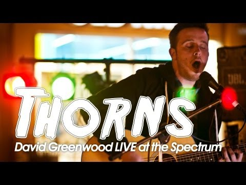 David Greenwood - Thorns (Acoustic)