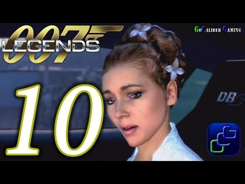 007 Legends Walkthrough - Part 10 - Licence To Kill: Refinery - Stealth + optional objective