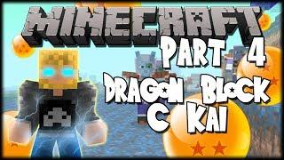 Dragon Block C Kai - Part 4 - Stuck on Earth