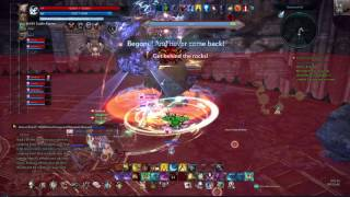 Tera Online - Velik's Hold (Valkyrie) Full Dungeon (Normal)