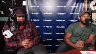 FIRE FRIDAY! Bishop Lamont Kicks a Freestyle on Sway in the Morning