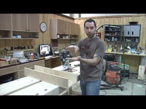 174 - Flattening Workbenches and Wide Boards With A Router