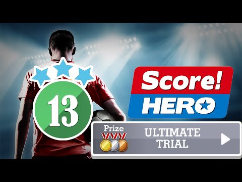Score! Hero - ULTIMATE TRIAL Event - Level 13 - 3 Stars #shorts