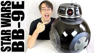 Fan-Built STAR WARS BB-9E Droid from The Last Jedi #1 | XRobots