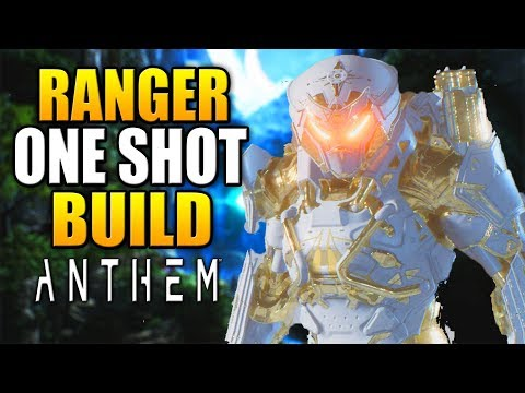 🔴 Anthem - THIS RANGER ONE SHOT BUILD IS CRAZY IN GRANDMASTER 3 DIFFICULTY