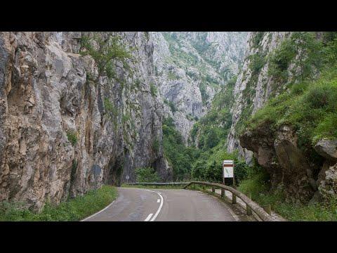 Senda del Oso - Road Bike Version (Asturias, Spain) - Indoor Cycling Training